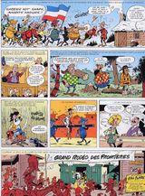 Imprimer le dessin en couleurs : Lucky Luke, numéro 14035