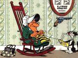 Imprimer le dessin en couleurs : Lucky Luke, numéro 181640