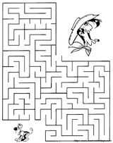 Imprimer le coloriage : Lucky Luke, numéro 25629