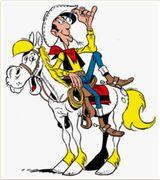Imprimer le dessin en couleurs : Lucky Luke, numéro 389769
