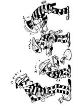 Imprimer le coloriage : Lucky Luke, numéro 3bec3729