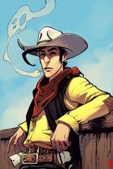 Imprimer le dessin en couleurs : Lucky Luke, numéro 684362