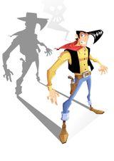 Imprimer le dessin en couleurs : Lucky Luke, numéro 73845