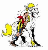 Imprimer le dessin en couleurs : Lucky Luke, numéro 9747