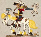 Imprimer le dessin en couleurs : Lucky Luke, numéro 9752