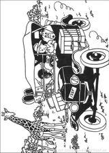 Imprimer le coloriage : Tintin, numéro 13268