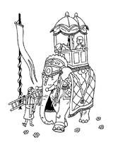 Imprimer le coloriage : Tintin, numéro 403ef5e8