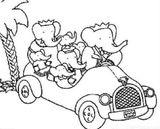 Imprimer le coloriage : Tintin, numéro dde1e15d