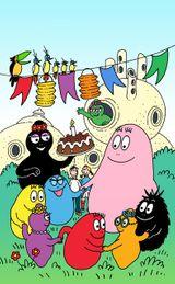 Imprimer le dessin en couleurs : Barbapapa, numéro 12858