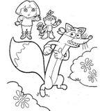 Imprimer le coloriage : Barbabelle, numéro 678207