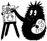 Imprimer le coloriage : Barbibul numéro 1954