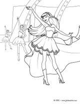 Imprimer le coloriage : Barbie, numéro a4098212
