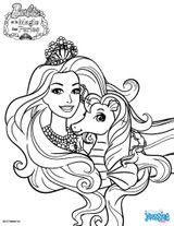 Imprimer le coloriage : Barbie, numéro e70412af