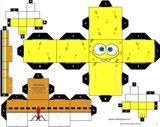 Imprimer le dessin en couleurs : Bob l'éponge, numéro 136668