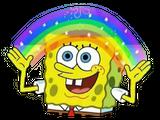Imprimer le dessin en couleurs : Bob l'éponge, numéro c5dfa54b