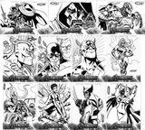 Imprimer le coloriage : Avengers, numéro 398347