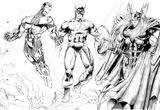 Imprimer le coloriage : Avengers, numéro 398351