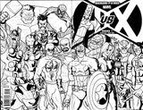 Imprimer le coloriage : Avengers, numéro 405274