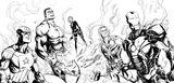 Imprimer le coloriage : Avengers, numéro 459782