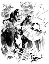 Imprimer le coloriage : Avengers, numéro 459783