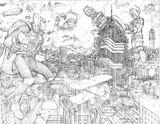 Imprimer le coloriage : Avengers, numéro 504900