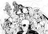 Imprimer le coloriage : Avengers, numéro 677715