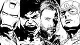 Imprimer le coloriage : Avengers, numéro 687275