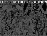 Imprimer le coloriage : Avengers, numéro 9c93243