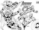Imprimer le coloriage : Avengers, numéro b0dfdf7