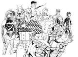 Imprimer le coloriage : Avengers, numéro d0dbf04a