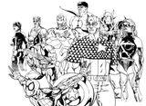 Imprimer le coloriage : Avengers, numéro eb13dc87