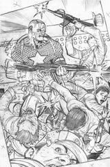 Imprimer le coloriage : Captain America numéro 17592