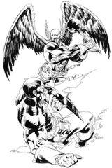 Imprimer le coloriage : Captain America, numéro 17621