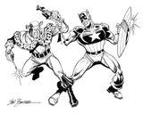 Imprimer le coloriage : Captain America, numéro 23636