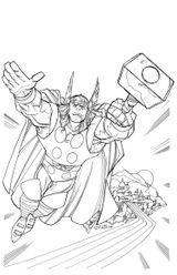 Imprimer le coloriage : Captain America, numéro 2603