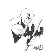 Imprimer le coloriage : Daredevil, numéro 17635