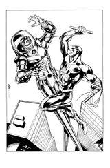 Imprimer le coloriage : Daredevil, numéro 186688ea