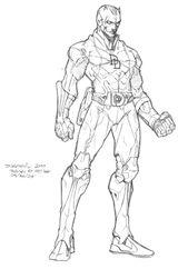 Imprimer le coloriage : Daredevil numéro 2585