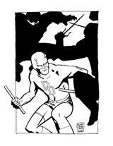 Imprimer le coloriage : Daredevil, numéro 2589