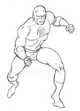 Imprimer le coloriage : Daredevil numéro 2597