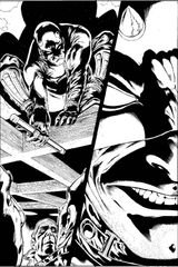 Imprimer le coloriage : Daredevil, numéro 26823