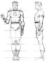 Imprimer le coloriage : Daredevil, numéro 27435