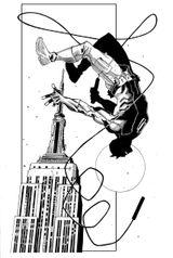 Imprimer le coloriage : Daredevil, numéro 27991