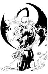 Imprimer le coloriage : Daredevil, numéro 40e9f04b
