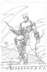 Imprimer le coloriage : Daredevil, numéro 47c37ec3