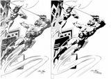 Imprimer le coloriage : Daredevil, numéro 5123