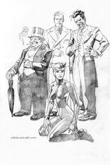 Imprimer le coloriage : Daredevil, numéro 627392