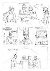 Imprimer le coloriage : Daredevil numéro 6607