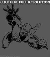 Imprimer le coloriage : Daredevil, numéro 6e021f9a