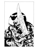 Imprimer le coloriage : Daredevil, numéro b1e71a99